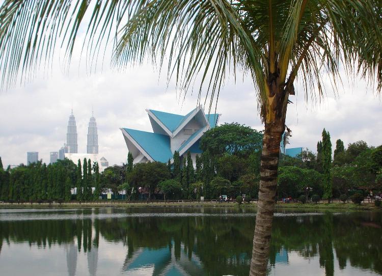 Malaysia, National Museum in Kuala Lumpur