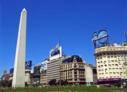 Argentina, Buenos Aires, Obelisk