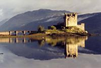 Eilean Donal Castle, Scotland