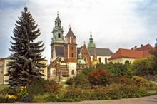 Poland, Krakow, Wawel Cathedral