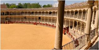 Spain, Ronda bullring
