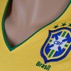 Brazil Football Shirt