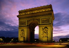 France, Arc de Triomphe