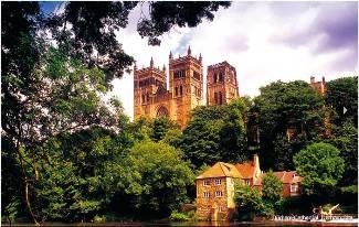 UK, Durham, Durham Cathedral