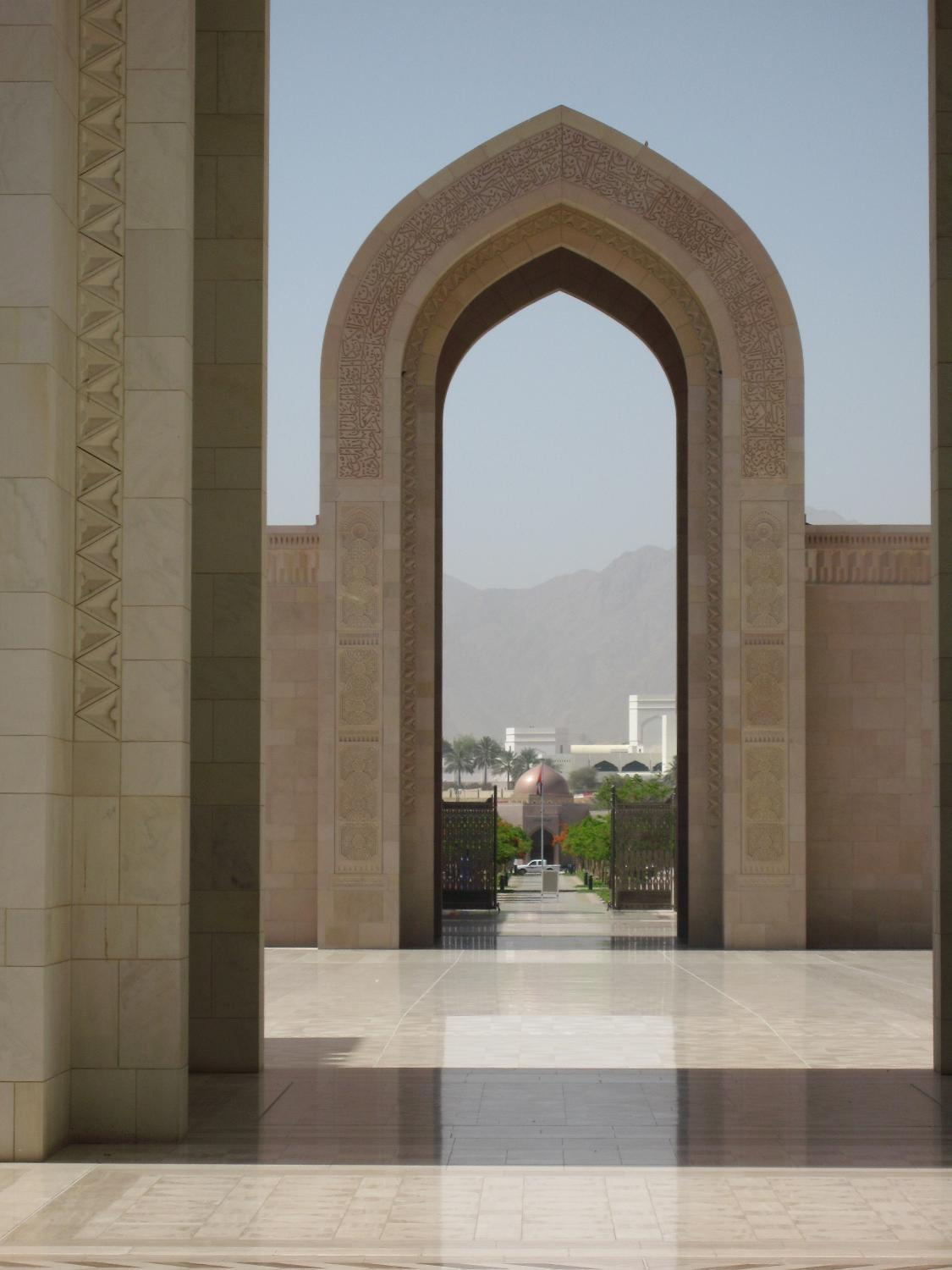 Oman, Muscat, Grand Mosque