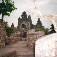 Indonesia, Pura Luhur
