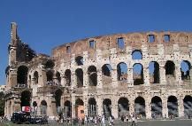 Italy, Rome, Colosseum