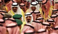 Saudi Arabia, King Abdullah
